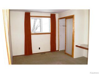 Photo 11: 1170 Somerville Avenue in WINNIPEG: Manitoba Other Residential for sale : MLS®# 1604854