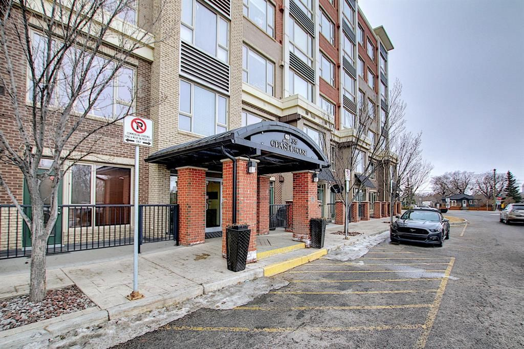 Main Photo: 422 35 INGLEWOOD Park SE in Calgary: Inglewood Apartment for sale : MLS®# A1082308