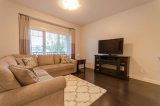 Photo 3: 177 Hawks Ridge Boulevard in Edmonton: Zone 59 House Half Duplex for sale : MLS®# E4262126