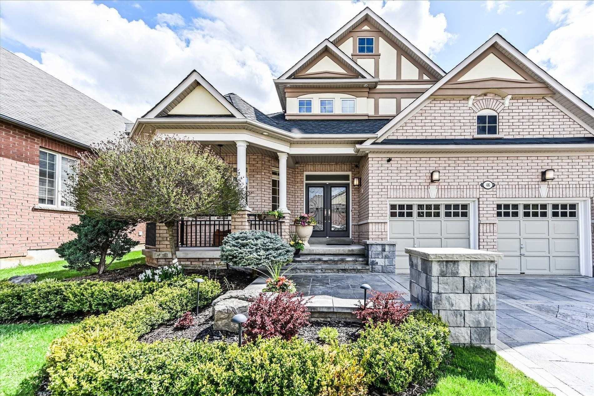 Main Photo: 46 Emerald Heights Dr in Whitchurch-Stouffville: Rural Whitchurch-Stouffville Freehold for sale : MLS®# N5325968
