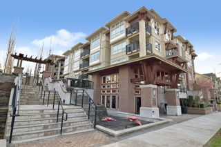 "Photo 1: 417 6828 ECKERSLEY Road in Richmond: Brighouse Condo for sale in ""SAFFRON"" : MLS®# R2552659"