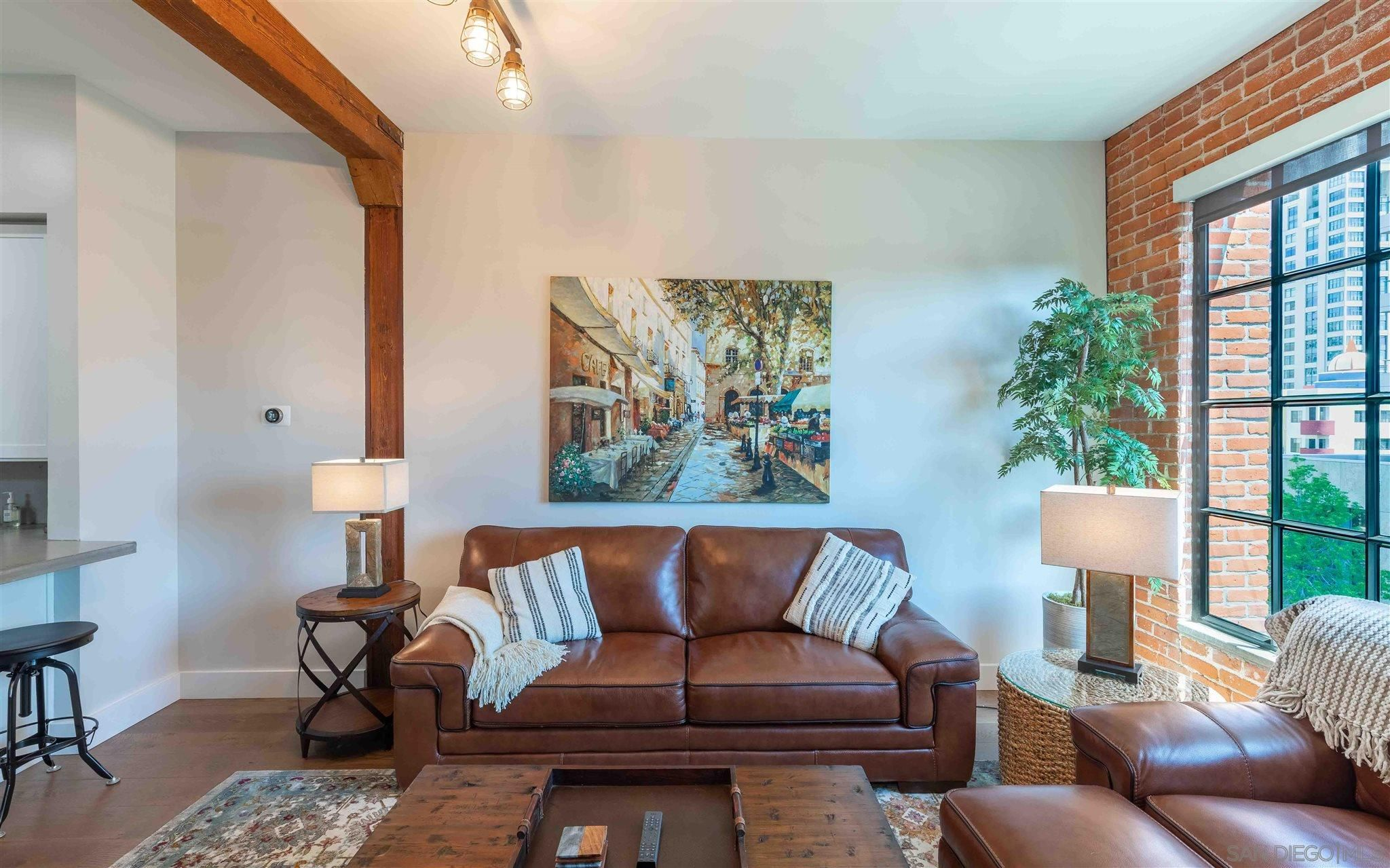 Main Photo: DOWNTOWN Condo for rent : 1 bedrooms : 500 W Harbor Dr #1705 in San Diego