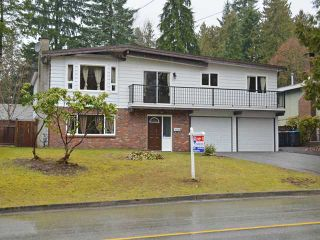 Main Photo: 3529 HASTINGS Street in Port Coquitlam: Woodland Acres PQ House for sale : MLS®# V1050755