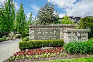 Photo 1: 302 7428 BYRNEPARK WALK in Burnaby: South Slope Condo for sale (Burnaby South)  : MLS®# R2458762