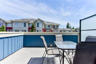 Photo 15: 16 20498 82 AVENUE in Langley: Willoughby Heights Townhouse for sale : MLS®# R2467963