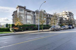 """Main Photo: 112 155 E 3RD Street in North Vancouver: Lower Lonsdale Condo for sale in """"THE SOLANO"""" : MLS®# R2418825"""