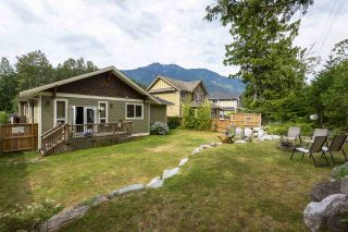 """Photo 32: 41424 DRYDEN Road in Squamish: Brackendale House for sale in """"BRACKEN ARMS"""" : MLS®# R2561228"""