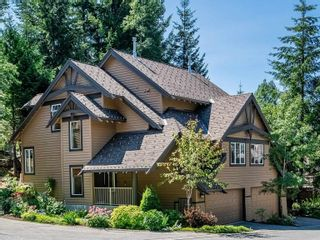 """Photo 1: 18 2641 WHISTLER Road in Whistler: Nordic Townhouse for sale in """"Powderwood"""" : MLS®# R2606154"""