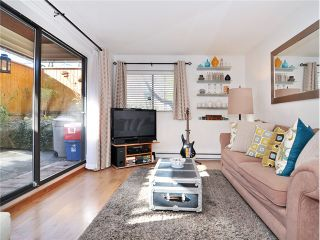 "Photo 3: 101 2045 FRANKLIN Street in Vancouver: Hastings Condo for sale in ""HARBOUR MOUNT"" (Vancouver East)  : MLS®# V1049075"