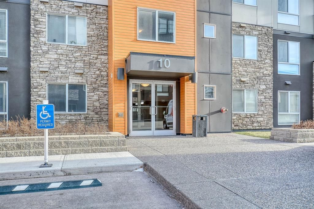 Main Photo: 412 20 Kincora Glen Park NW in Calgary: Kincora Apartment for sale : MLS®# A1144982