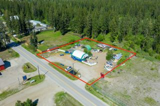 Photo 1: 3853 Squilax-Anglemont Road in Scotch Creek: NS-North Shuswap Business for sale (Shuswap/Revelstoke)  : MLS®# 10207334