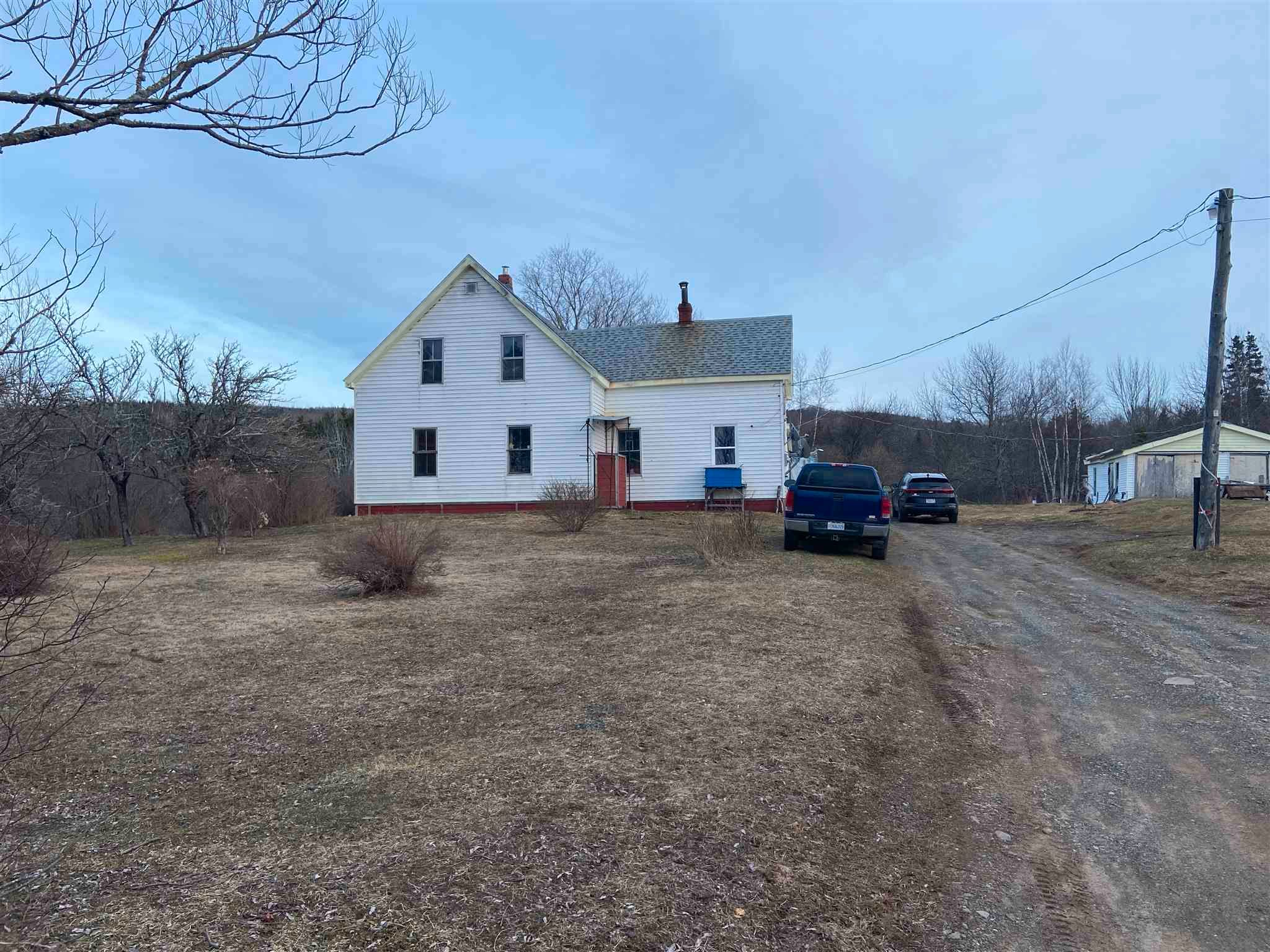 Main Photo: 380 McGraths Mountain Road in French River: 108-Rural Pictou County Residential for sale (Northern Region)  : MLS®# 202107934