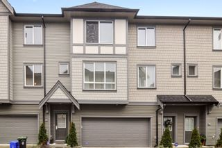 "Photo 1: 78 8138 204 Street in Langley: Willoughby Heights Townhouse for sale in ""Ashbury & Oak"" : MLS®# R2528144"