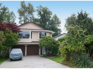 "Photo 1: 1279 BRAND Street in Port Coquitlam: Citadel PQ House for sale in ""HARBOURVIEW ESTATES"" : MLS®# V1071469"