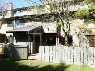 Photo 19: 3446 NAIRN Avenue in Vancouver: Champlain Heights Townhouse for sale (Vancouver East)  : MLS®# V1042758