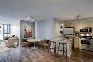 Photo 1: 1005 650 10 Street SW in Calgary: Downtown West End Apartment for sale : MLS®# A1129939