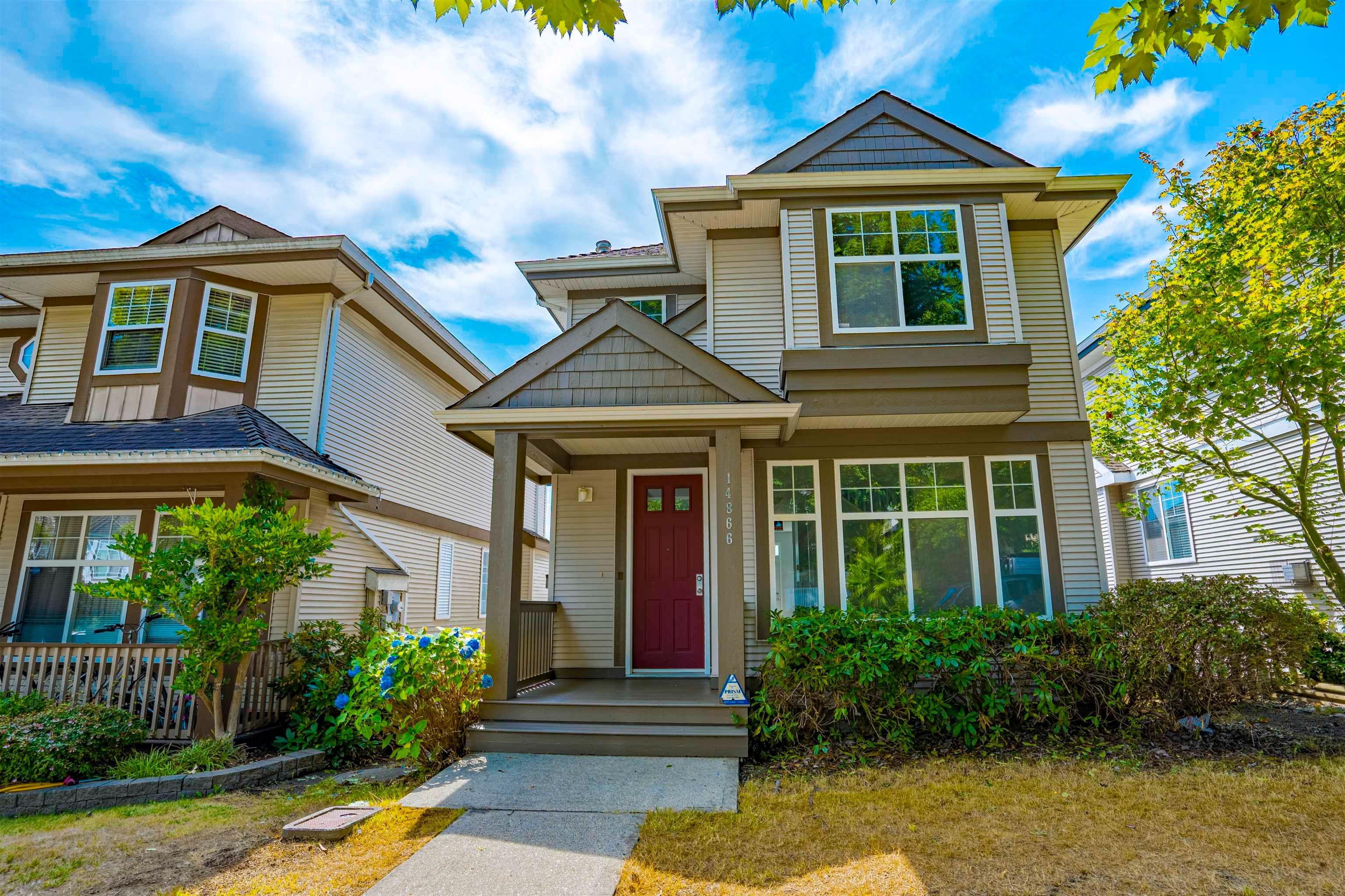 Main Photo: 14866 57 Avenue in Surrey: Sullivan Station House for sale : MLS®# R2606805
