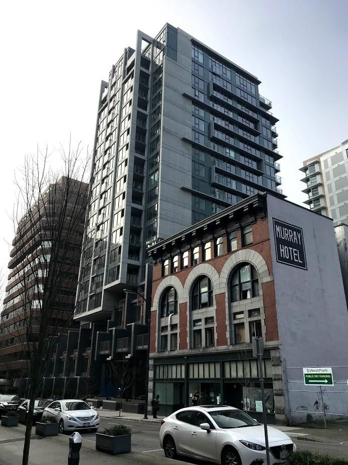 "Main Photo: 709 1133 HORNBY Street in Vancouver: Downtown VW Condo for sale in ""ADDITION"" (Vancouver West)  : MLS®# R2566606"