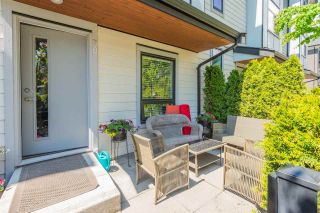 """Photo 3: 38 2427 164 Street in Surrey: Grandview Surrey Townhouse for sale in """"The Smith"""" (South Surrey White Rock)  : MLS®# R2576199"""