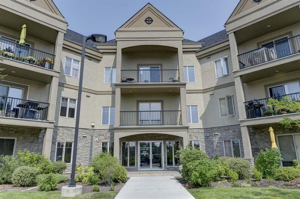 Main Photo: 132 52 Cranfield Link SE in Calgary: Cranston Apartment for sale : MLS®# A1135684