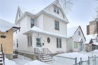 Photo 1: 549 Elgin Avenue in Winnipeg: Single Family Detached for sale (5A)  : MLS®# 1903292