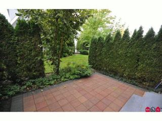 """Photo 10: 60 16388 85TH Avenue in Surrey: Fleetwood Tynehead Townhouse for sale in """"CAMELOT VILLAGE"""" : MLS®# F2922687"""