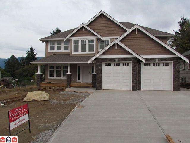 Main Photo: 8534 KIMBALL Street in Mission: Mission BC House for sale : MLS®# F1226621