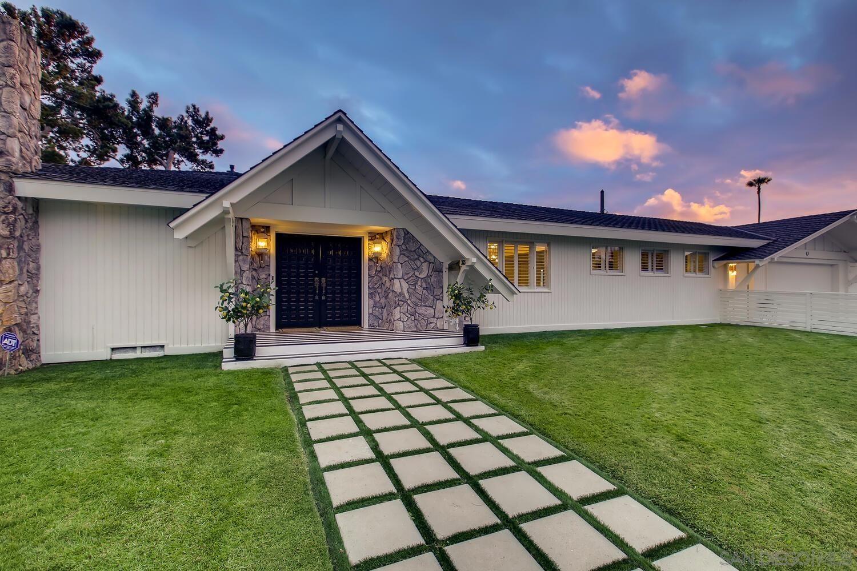 Main Photo: OCEAN BEACH House for sale : 4 bedrooms : 3825 Coronado Ave in San Diego