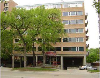 Photo 1: 245 WELLINGTON Crescent in WINNIPEG: Fort Rouge / Crescentwood / Riverview Condominium for sale (South Winnipeg)  : MLS®# 2810160