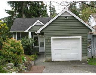 Photo 1: 8 MAUDE Court in Port_Moody: North Shore Pt Moody House for sale (Port Moody)  : MLS®# V745525