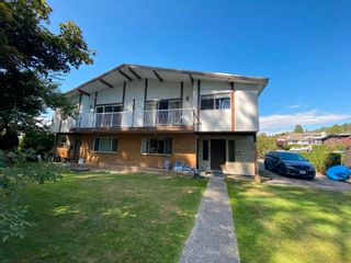 Main Photo: 7291 EDNOR Crescent in Burnaby: Simon Fraser Univer. 1/2 Duplex for sale (Burnaby North)  : MLS®# R2614085