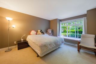 """Photo 14: 25 7428 SOUTHWYNDE Avenue in Burnaby: South Slope Townhouse for sale in """"LEDGESTONE"""" (Burnaby South)  : MLS®# R2590094"""