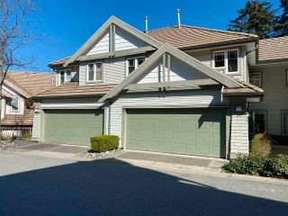 "Photo 1: 30 2351 PARKWAY Boulevard in Coquitlam: Westwood Plateau Townhouse for sale in ""WINDANCE"" : MLS®# R2569780"