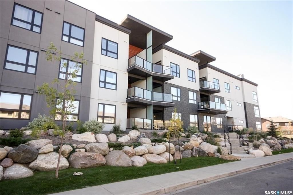 Main Photo: 218 225 Maningas Bend in Saskatoon: Evergreen Residential for sale : MLS®# SK852520