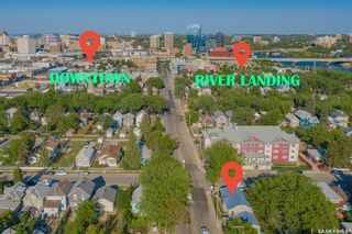 Photo 2: 401 F Avenue South in Saskatoon: Riversdale Residential for sale : MLS®# SK861238