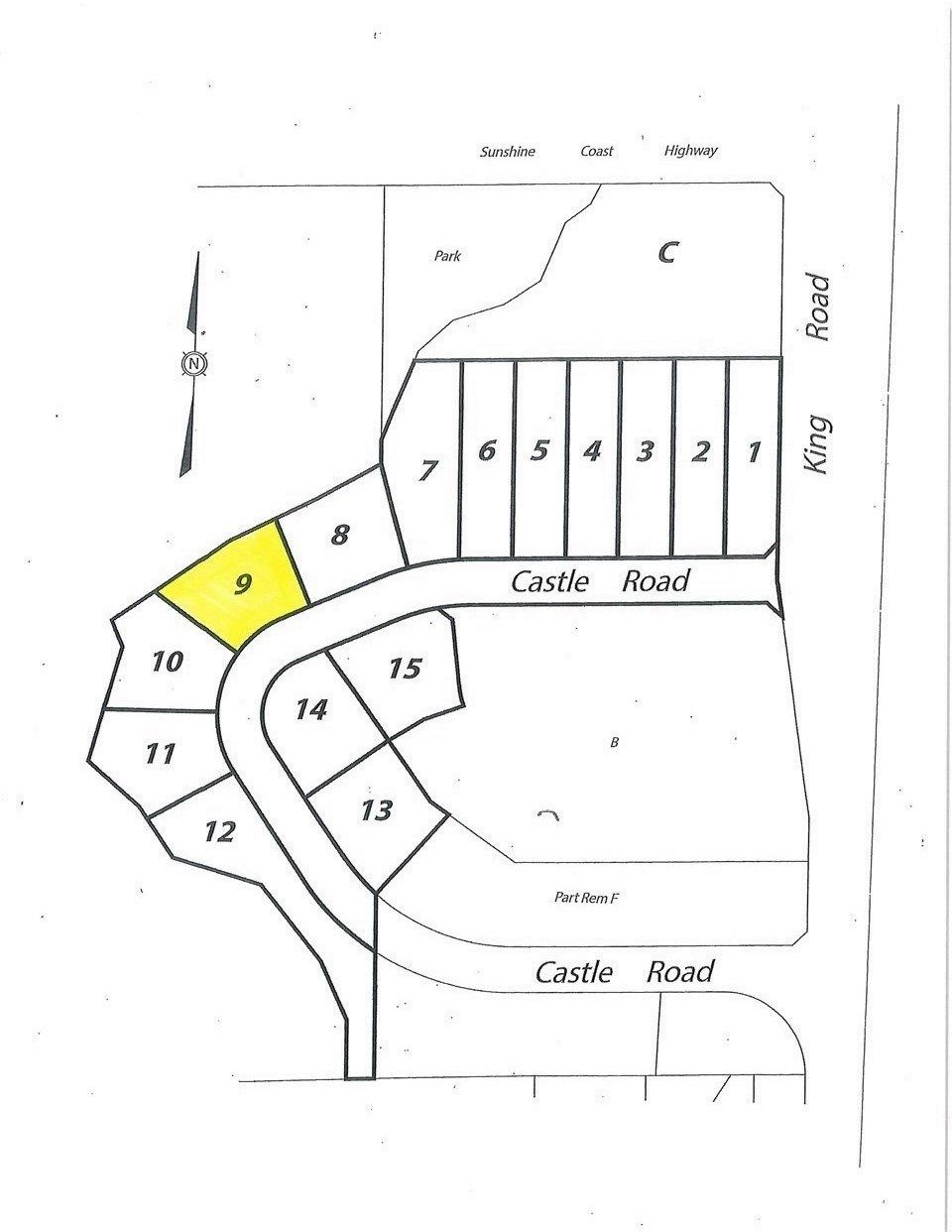 """Main Photo: LOT 9 CASTLE Road in Gibsons: Gibsons & Area Land for sale in """"KING & CASTLE"""" (Sunshine Coast)  : MLS®# R2422418"""