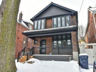 Photo 1: 10 Eaton Ave in Toronto: Danforth Village-East York Freehold for sale (Toronto E03)  : MLS®# E3683348