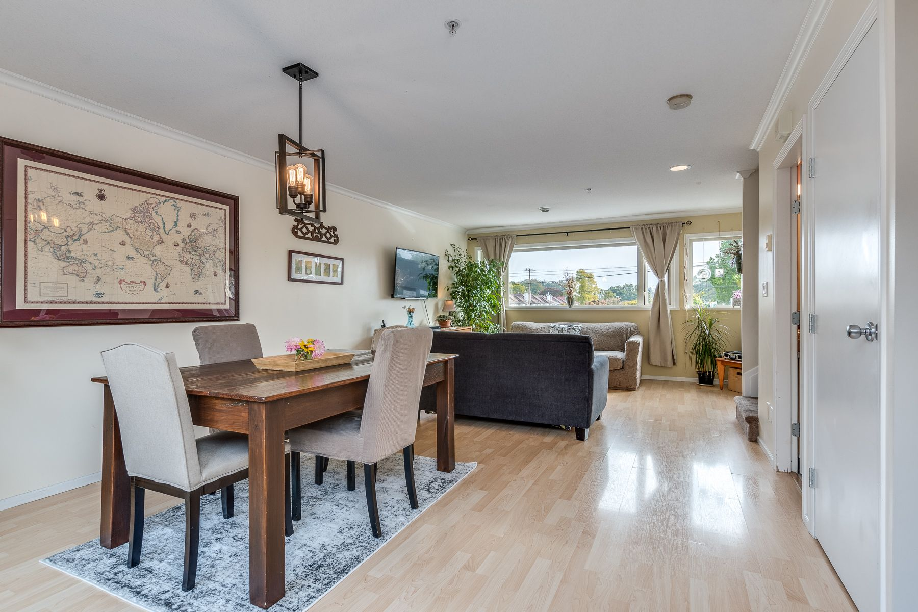 Photo 6: Photos: 7-2389 Charles St in Vancouver: Grandview Woodland Townhouse for sale (Vancouver East)