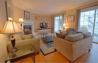 Photo 2: 603 1180 FALCON Drive in Coquitlam: Eagle Ridge CQ Townhouse for sale : MLS®# R2216239
