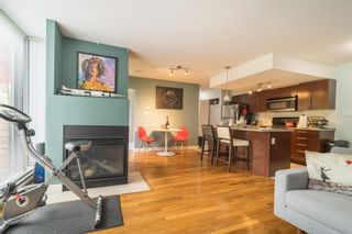 """Photo 11: 311 2525 BLENHEIM Street in Vancouver: Kitsilano Condo for sale in """"THE MACK"""" (Vancouver West)  : MLS®# R2608391"""