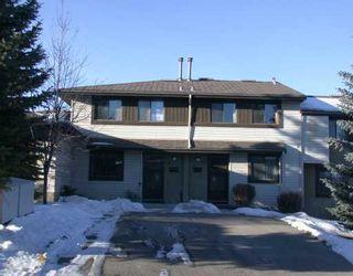 Photo 1:  in CALGARY: Braeside Braesde Est Townhouse for sale (Calgary)  : MLS®# C3107438