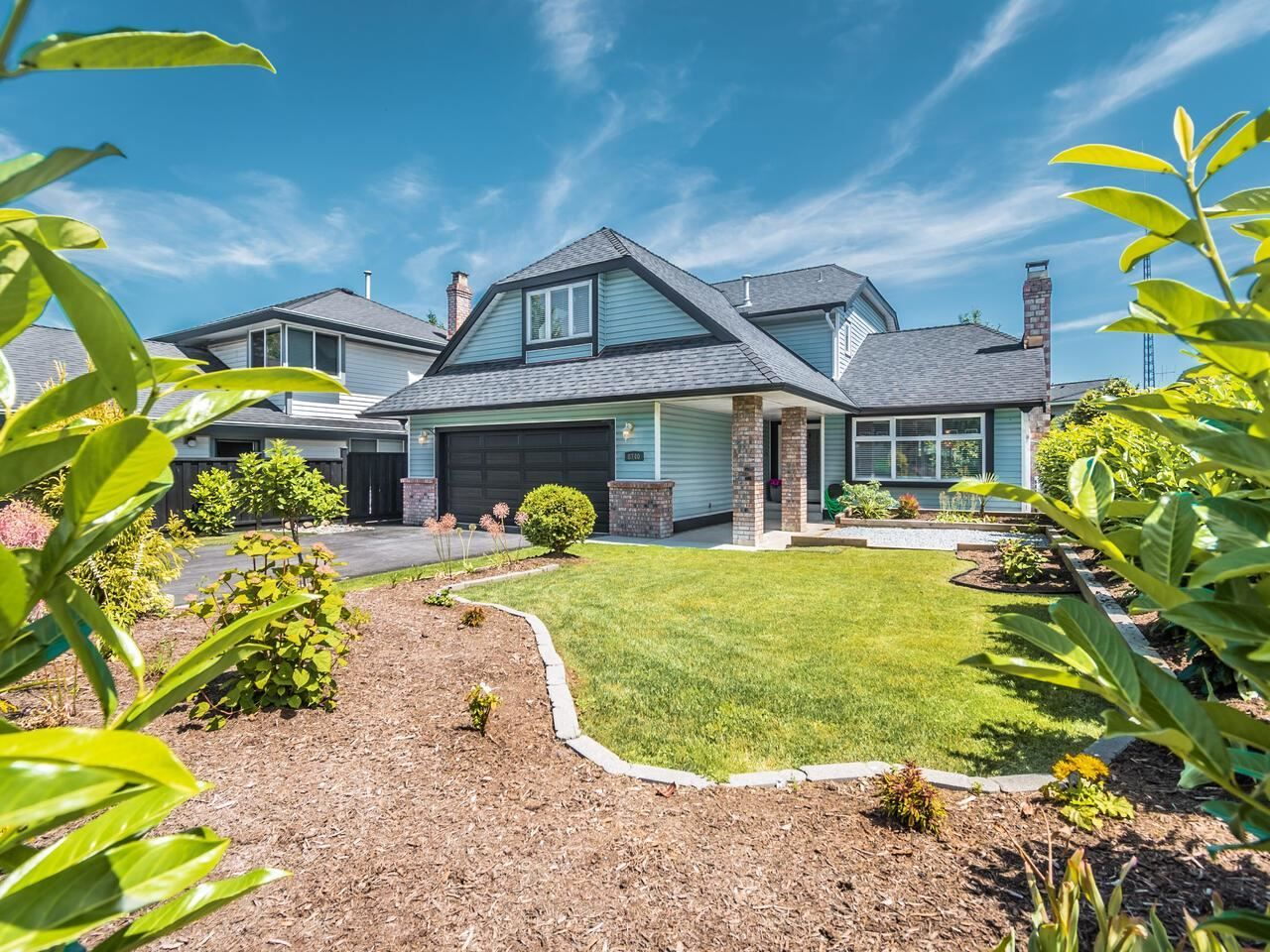 """Main Photo: 8740 213 Street in Langley: Walnut Grove House for sale in """"Forest Hills"""" : MLS®# R2595638"""