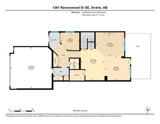Photo 42: 1361 Ravenswood Drive SE: Airdrie Detached for sale : MLS®# A1104704