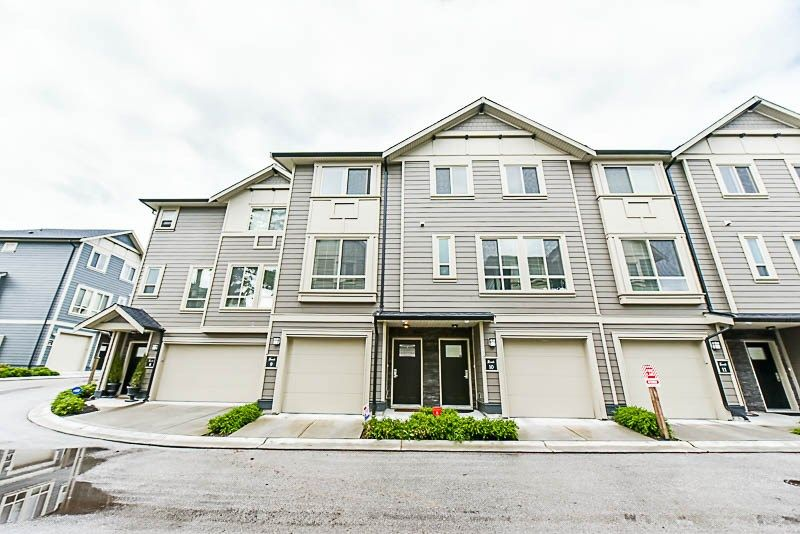 """Main Photo: 9 19913 70 Avenue in Langley: Willoughby Heights Townhouse for sale in """"The Brooks"""" : MLS®# R2177150"""