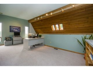 Photo 14: 5 MCNAIR BAY Road in Port Moody: Barber Street House for sale : MLS®# V1133212