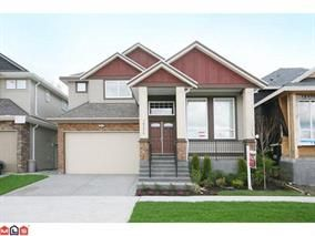 Main Photo: 14236 62A Avenue in Surrey: Sullivan Station House for sale : MLS®# F1007969