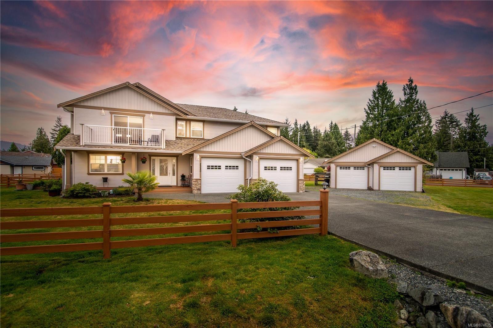 Main Photo: 2280 Brad's Lane in : Na Cedar House for sale (Nanaimo)  : MLS®# 874625