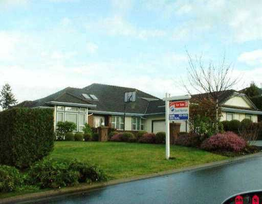 "Main Photo: 8886 164A ST in Surrey: Fleetwood Tynehead House for sale in ""Fleetwood Estates"" : MLS®# F2603810"
