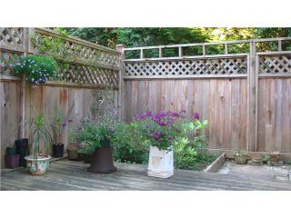 """Photo 2: 275 BALMORAL PL in Port Moody: North Shore Pt Moody Townhouse for sale in """"BALMORAL PLACE"""" : MLS®# V996164"""