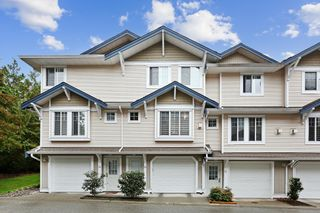 """Photo 1: 53 6533 121 Street in Surrey: West Newton Townhouse for sale in """"STONEBRIER"""" : MLS®# R2622402"""